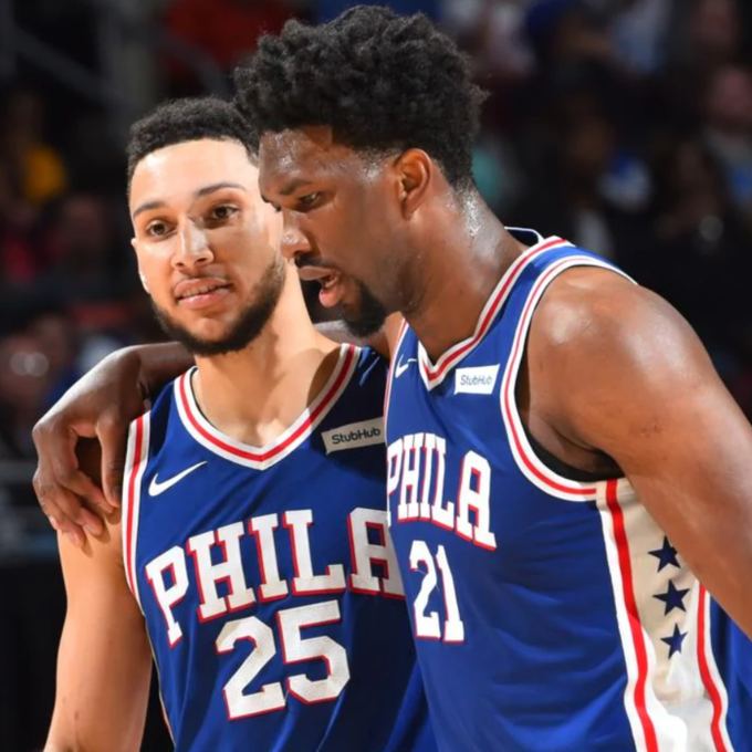 NBA: Οι Sixers δήλωσαν τραυματίες και «κατεβαίνουν» με 7 κόντρα στους Nuggets (pic)