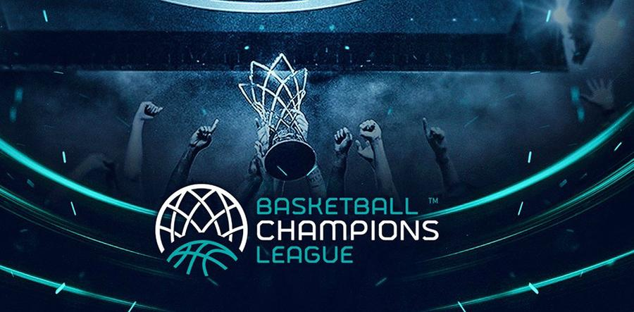 Οι όμιλοι του Basketball Champions League