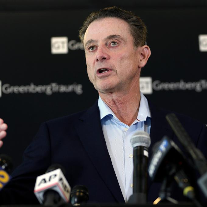 Rick Pitino: Η διαφωνία του με το Top-10 του ESPN (pic)