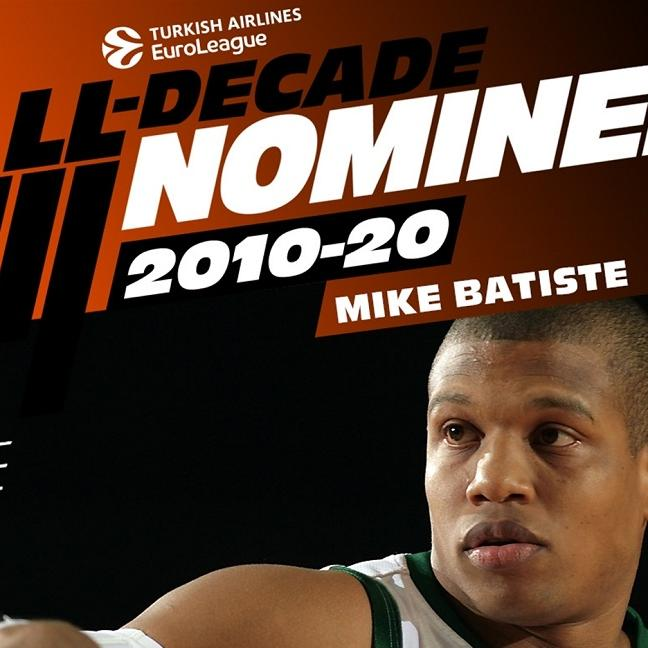 All-EuroLeague Nominee: Mike Bstiste
