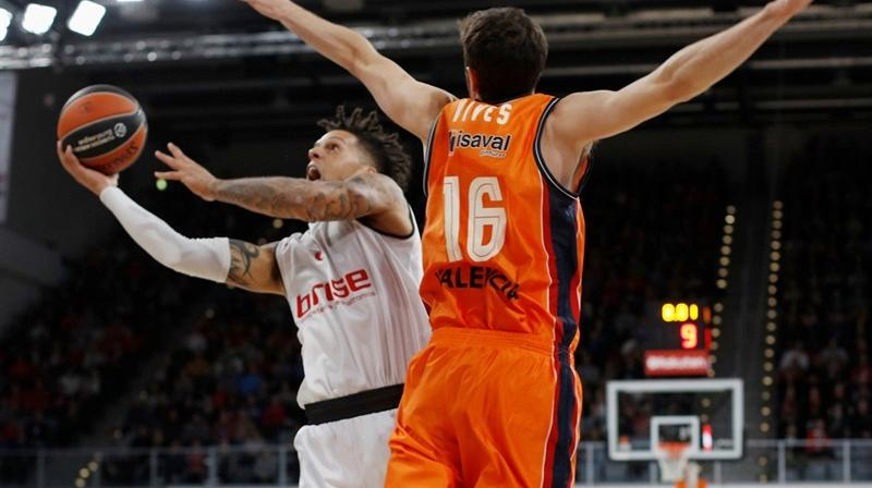 Highlights: Brose Bamberg - Valencia Basket