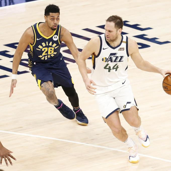 Pacers - Jazz 95-103: Η επέλαση συνεχίζεται