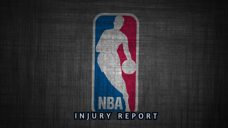 NBA Injury List